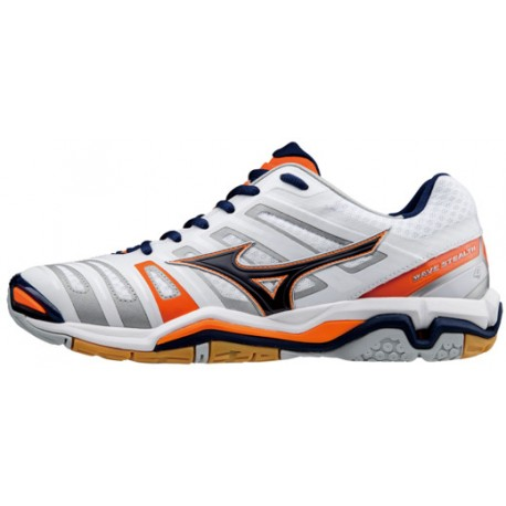 Mizuno Wave Stealth 4 Indoor Unisex